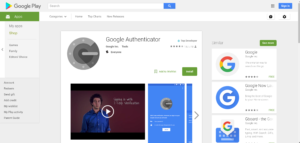 There are countless apps that provide 2-step verification, including Google's app.