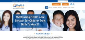 Sensus Media launches the new Kids First Health Care website | Sensus Media